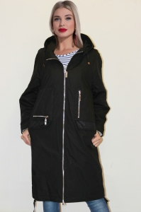 Куртка DR-9862 A18 Черный